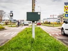 Stoplicht of toch zebrapad op dit beruchte kruispunt in Alphen? 'Er móet hier iets gebeuren'