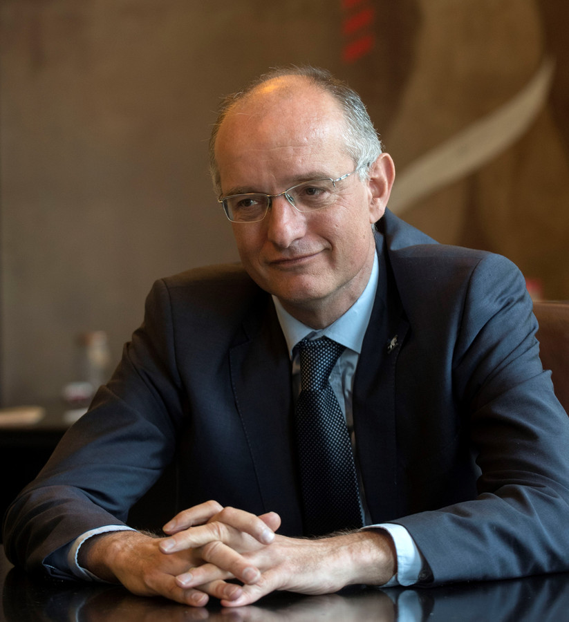 """Burgemeester Onno van Veldhuizen: """"Door de bank genomen is stad veiliger geworden."""""""