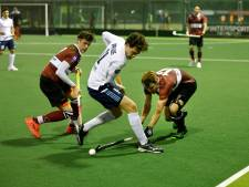 Nationale hockeybeker: Tilburger Verzuu plaaggeest voor Union, NMHC ronde verder
