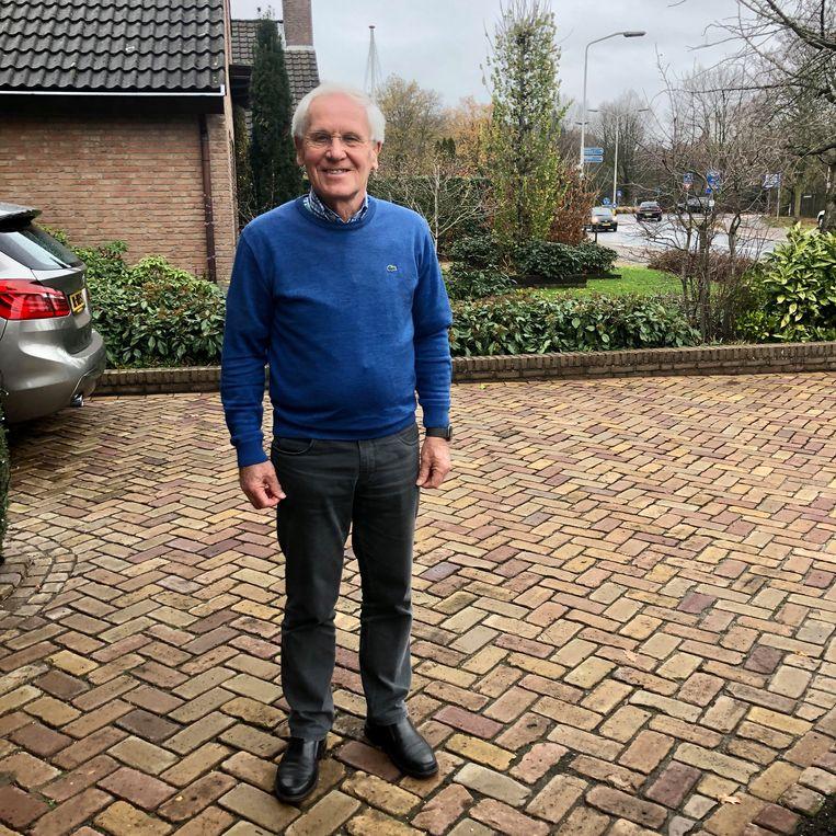 Theo Veltmans. Beeld Toine Heijmans