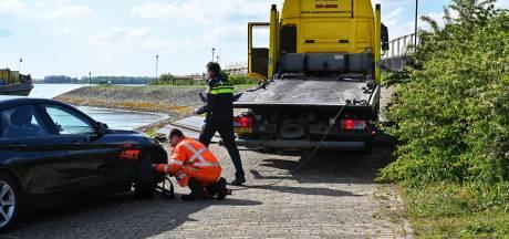 'Vondst drugslab op boot in Moerdijk is uniek in Nederland': vier aanhoudingen en dozen vol Crystal Meth gevonden