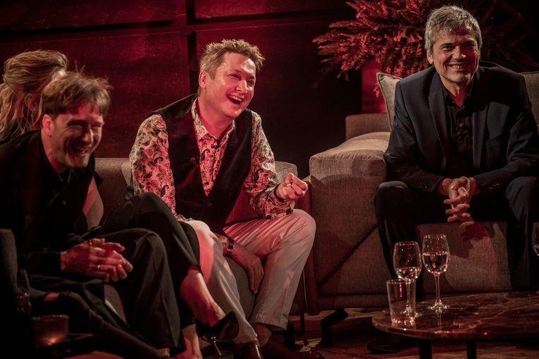 Liefde Voor Muziek , seizoen 5 , aflevering 1 op maandag 15 april 2019 bij VTM. Op de foto : Bart Kaëll