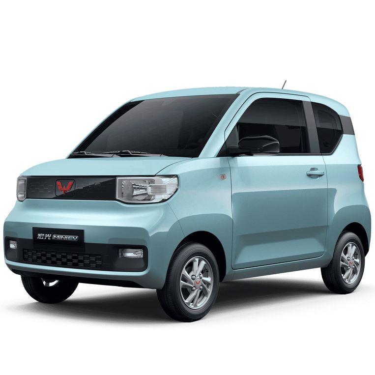 De Hongguang Mini EV: een elektrische topper in China. Beeld rv