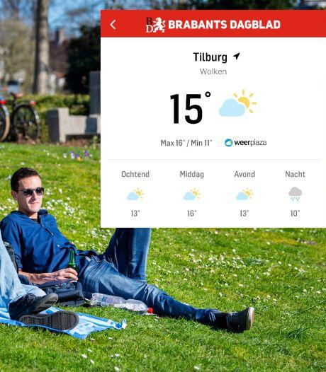 Nieuw! Check het weer in jouw buurt nu ook via de app van het BD