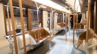 Zo ziet de Brusselse metro van de toekomst eruit