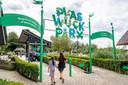 Plaswijckpark gaat een 'deurbeleid' voeren. 'We kunnen niet ongelimiteerd bezoekers toelaten.'