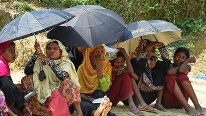 Myanmar staat na twee maanden voedselhulp aan Rohingya toe