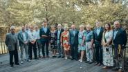 Lievegem viert drie jubilarissen uit Lovendegem