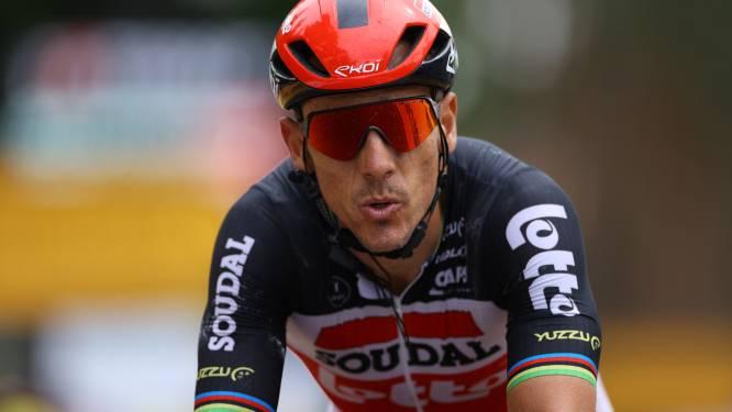 Gilbert en Froome redden wielertoerist uit ravijn: 'Hij was serieus toegetakeld'