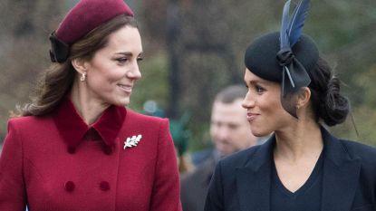Meghan Markle zal niet voorkomen in de laatste seizoenen 'The Crown', maar Kate Middleton waarschijnlijk wél
