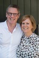 Het echtpaar Jan en Annemieke van Dijk