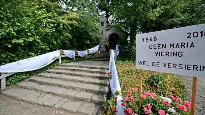 Gaalman botst met parochiebestuur Oldenzaal over herstart van Mariaviering bij kapelletje op Tankenberg
