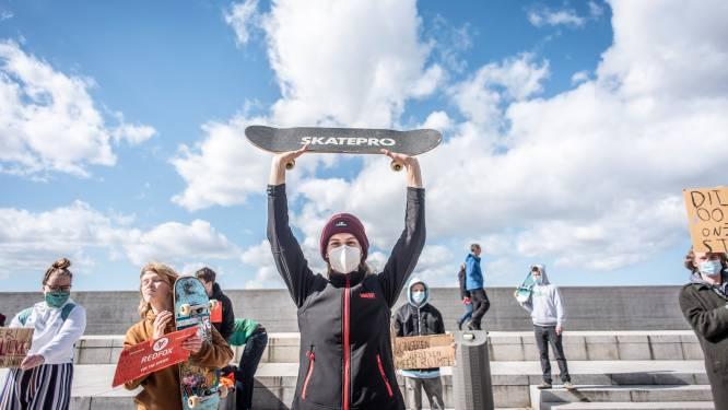 """Skaters plannen protestactie tegen pestbeleid: """"Totaalverbod op de kaaien kunnen we niet aanvaarden"""""""