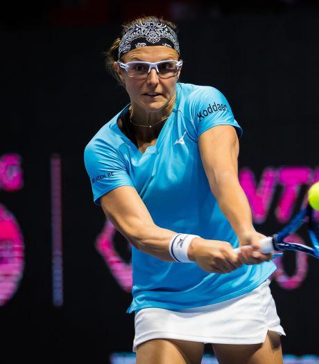 Kirsten Flipkens forfait pour Wimbledon et les Jeux Olympiques