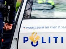 Vier agenten zijn onwel geworden tijdens onderzoek naar gewapende overval