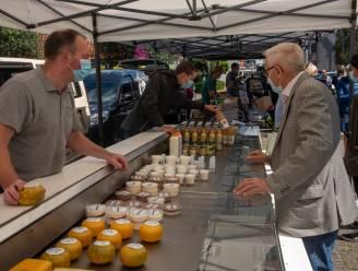 Nieuwe lokaalmarkt op vaste stek in Wetteren-Ten-Ede