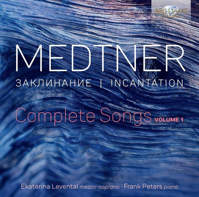 Ekaterina Levental en pianist Frank Peters spelen Medtner.