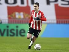 Boscagli vraagteken bij PSV voor duel met Vitesse