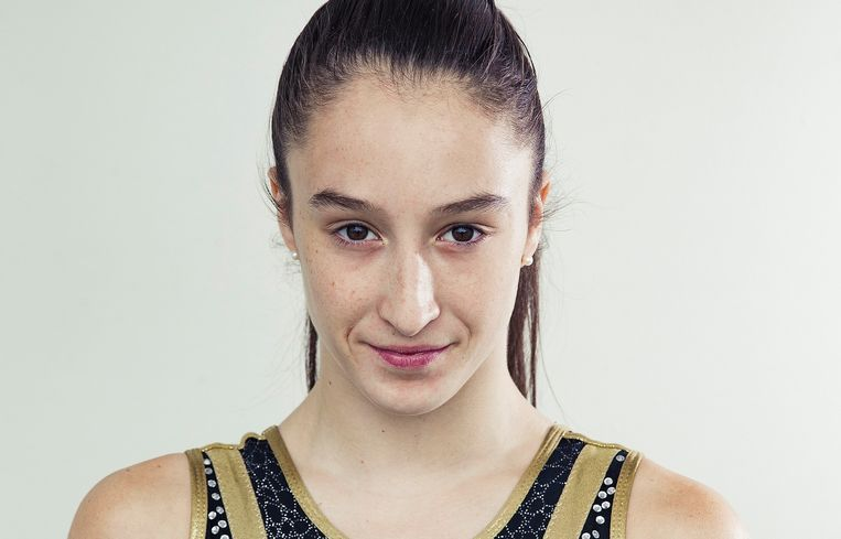 Nina Derwael. Beeld Jef Boes
