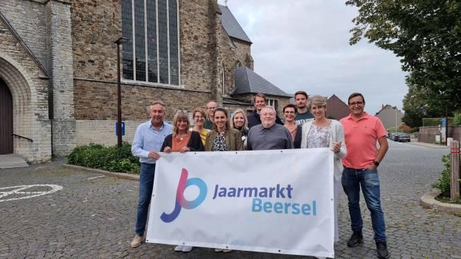 Nieuw jaarmarktcomité Beersel stelt programma voor: organisatoren pakken uit met eerste jogging