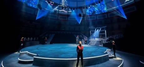 Vuurdoop van Zodiac de musical in Bredase Koepel is een 'overdonderende' ervaring