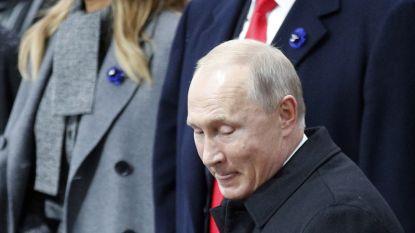 Trump laat Poetin zitten