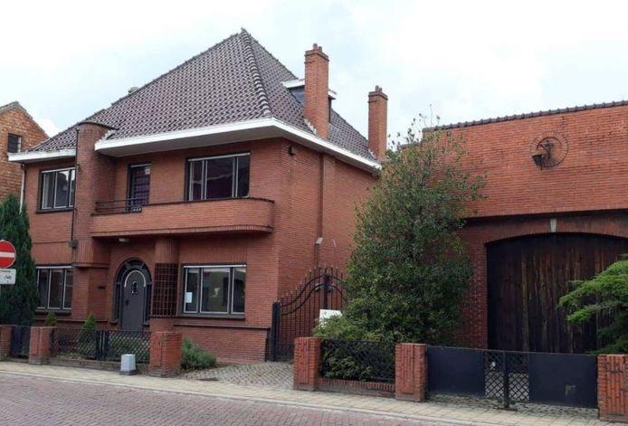 Hovestraat 54 zal worden omgebouwd tot een echte thuis voor ouderen met een beperking.