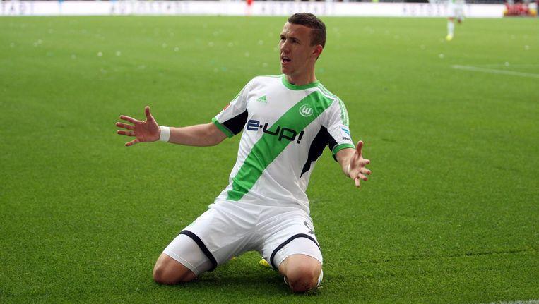 Ivan Perisic, ex-Club Brugge en nu ploegmaat van Kevin De Bruyne bij Wolfsburg, zit in de voorselectie.