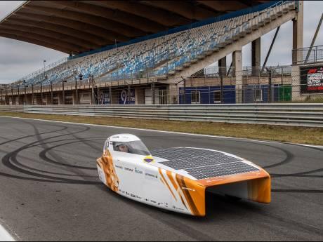 Pakt 'onze Max' met zonnewagen NunaX de wereldtitel in Australië?