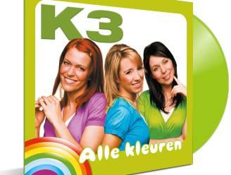 Oud K3-album wordt op Vinyl uitgebracht