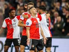 Feyenoord ontdoet zich dankzij treffers Til en Linssen van Heerenveen in Kuip