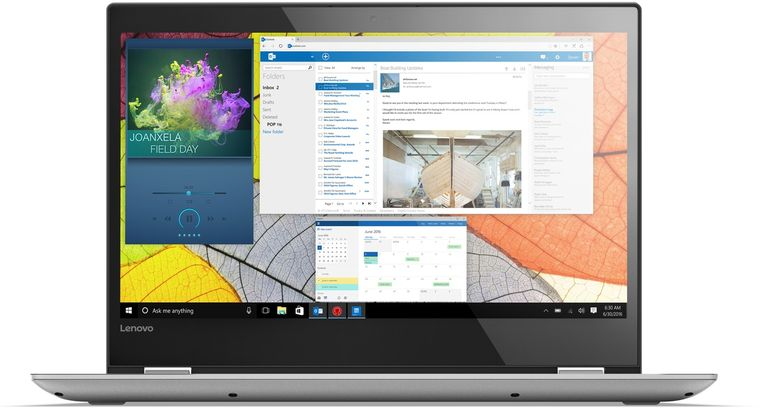 Lenovo's Yoga 530, een van de beste laptopdeals van het moment.