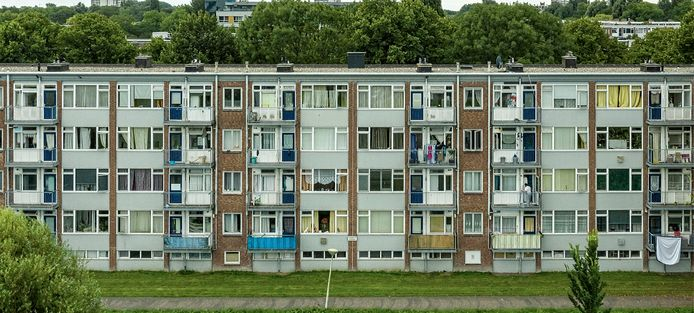 In de Woonwijken Zichten, Gaarden en Dreven is het plan om massaal woningen te slopen.