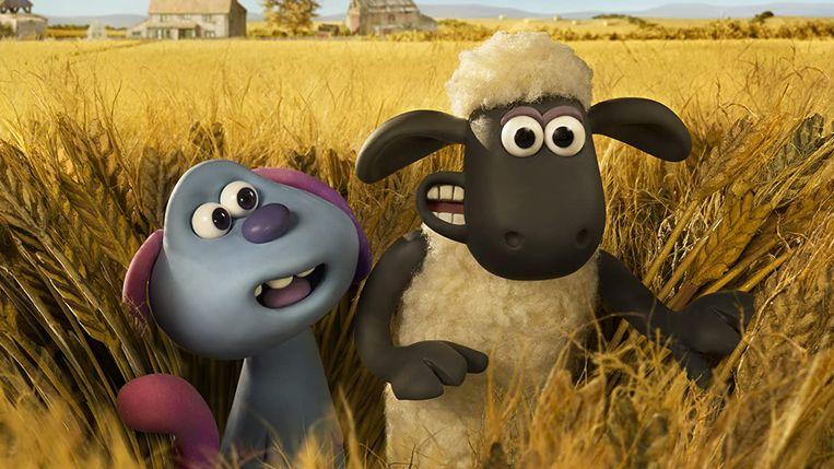 'Shaun the Sheep Movie' Beeld /