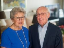 Jacques en Marietje Prinssen zestig jaar getrouwd; ,,Je moet vieren wat je kunt''