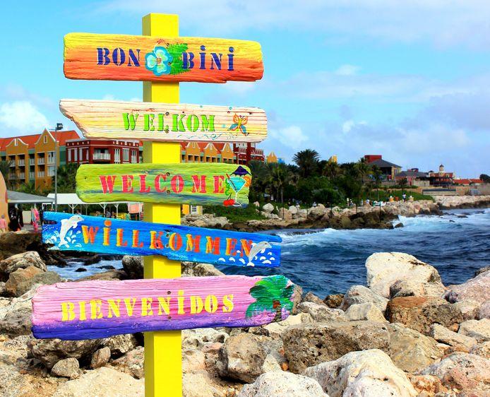 Chinezen voelen zich 'bon bini' (welkom) op de Antillen.