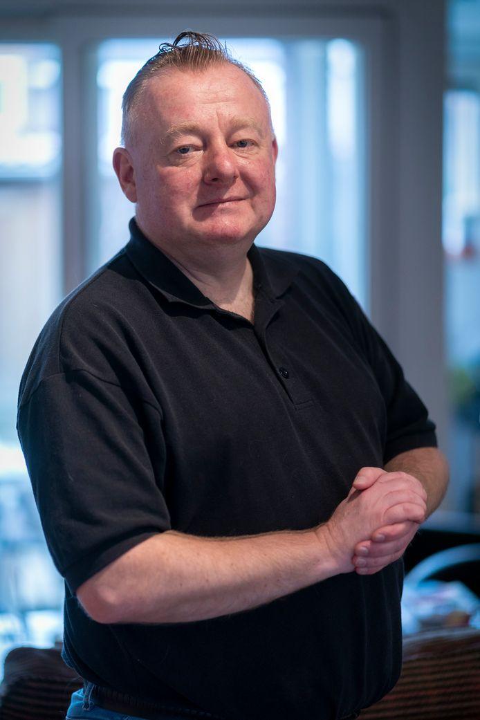 Oud-wethouder van de SP: Eric van den Broek.