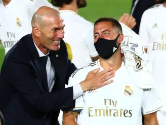 """Dropt Real-coach Zidane Hazard tegen Osasuna in de basis? """"Ik los niets"""""""