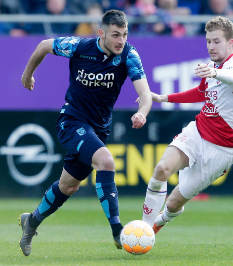 Sloetski trekt dikke muur op met Vitesse bij Ajax: 'Wij moeten top zijn in de Arena'