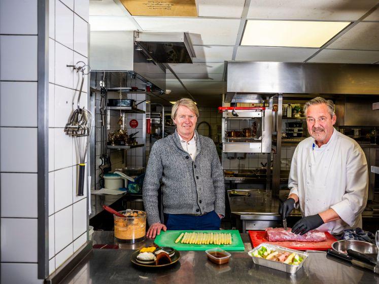 Een portie oud-Rotterdamse gezelligheid op bestelling; in Old Dutch is de klant nog altijd koning