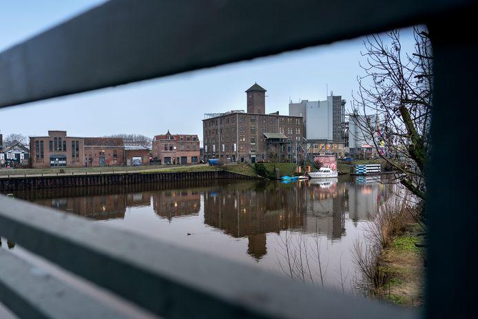 De toekomstige Bossche Stadsdelta, met onder andere de Tramkade, moet een sleutelrol gaan spelen in de toekomstplannen