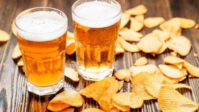 Bier en chips ingezet in strijd tegen klimaatopwarming