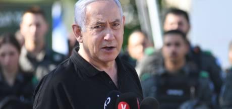 """Netanyahu prévient: les frappes sur Gaza,  """"ce n'est pas encore fini"""""""