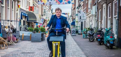 De eerste Park & Bike komt bij De Uithof