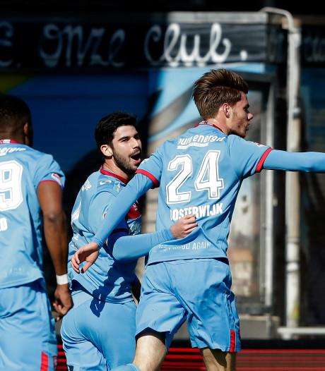 Oosterwijk wil nog niet over de titel praten: 'Je zag hoe lastig het was'