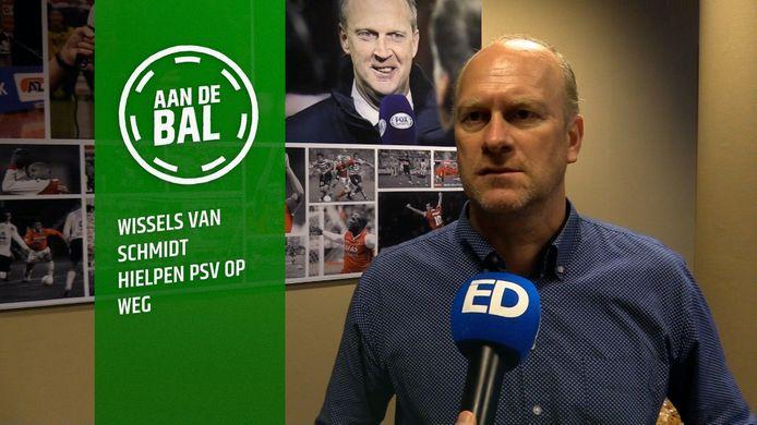 Rik Elfrink: 'PSV heeft prima spelers achter de hand'
