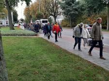 Tweede QR-protest in Roosendaal niet wat organisatie en gemeente hadden verwacht