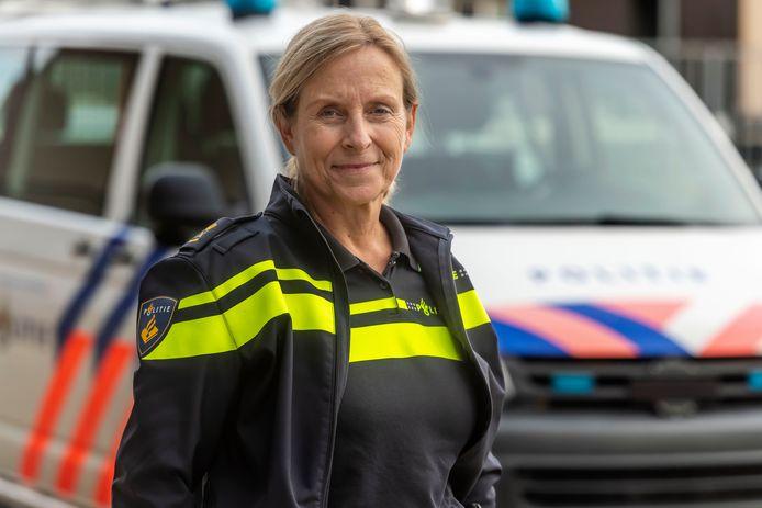 Gerda van Leeuwen is aan de slag gegaan als nieuwe politiechef van de eenheid Zeeland-West-Brabant