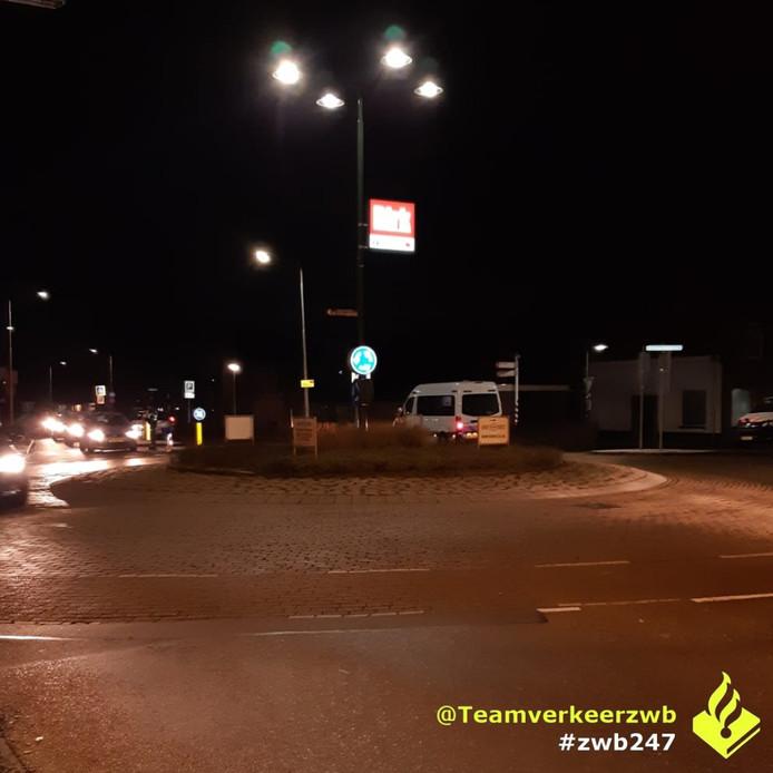 Bijna 600 bestuurders zijn gecontroleerd in Etten-Leur.