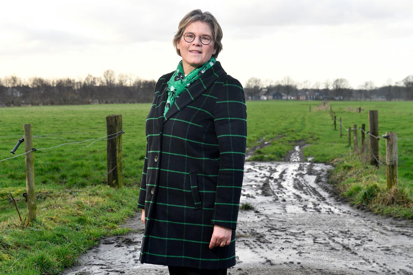 Titia Cnossen vertrok eind mei als burgemeester van Woudenberg.